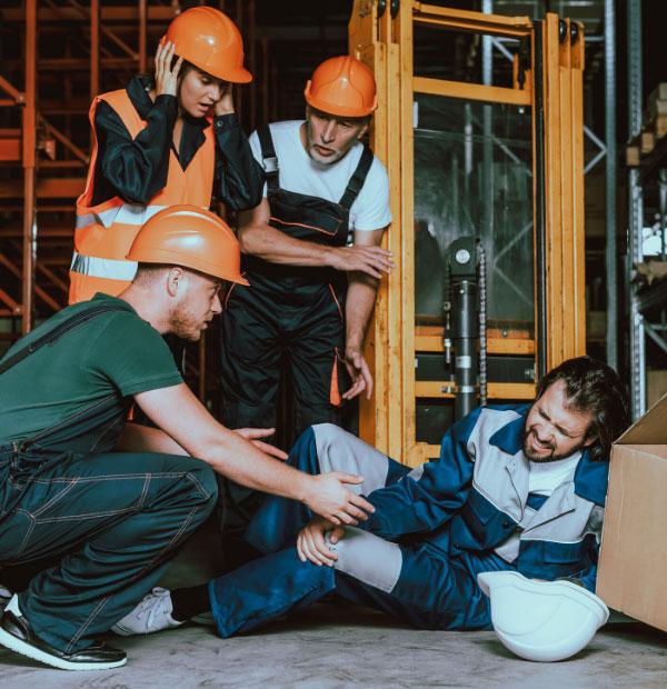 accidentes laborales
